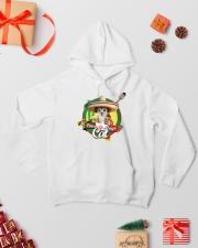 Cats - Cinco De Mayo Hooded Sweatshirt lifestyle-holiday-hoodie-front-2