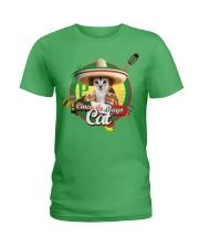 Cats - Cinco De Mayo Ladies T-Shirt front