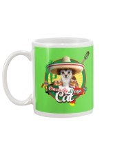 Cats - Cinco De Mayo Mug back