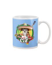 Cats - Cinco De Mayo Mug front