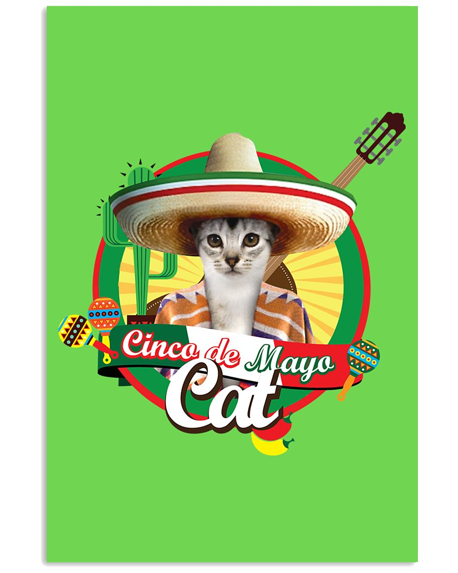 Cats - Cinco De Mayo 11x17 Poster