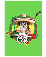 Cats - Cinco De Mayo 11x17 Poster front