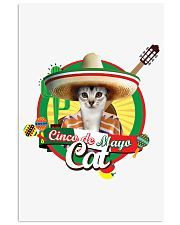 Cats - Cinco De Mayo 11x17 Poster thumbnail