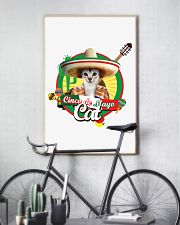 Cats - Cinco De Mayo 11x17 Poster lifestyle-poster-7