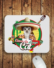 Cats - Cinco De Mayo Mousepad aos-mousepad-front-lifestyle-2