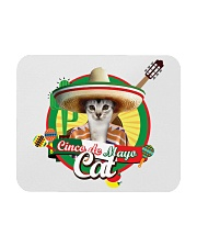 Cats - Cinco De Mayo Mousepad front