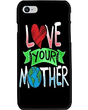 Earth Day t shirt Love Your Mother Earth Cute Tee Phone Case thumbnail