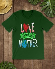 Earth Day t shirt Love Your Mother Earth Cute Tee Classic T-Shirt lifestyle-mens-crewneck-front-18