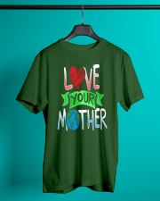 Earth Day t shirt Love Your Mother Earth Cute Tee Classic T-Shirt lifestyle-mens-crewneck-front-3