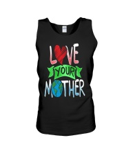Earth Day t shirt Love Your Mother Earth Cute Tee Unisex Tank thumbnail