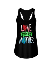 Earth Day t shirt Love Your Mother Earth Cute Tee Ladies Flowy Tank tile