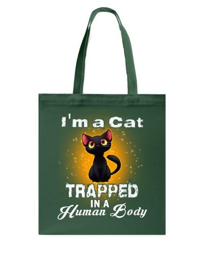 I Am A Cat Trapped In A Human Body Cat