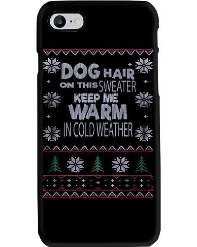 Dog Lovers Ugly Christmas Sweater