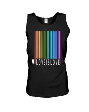 Love is Love - Camiseta LGBT Pride 39 Unisex Tank thumbnail