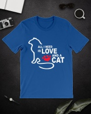 ALL YOU NEED IS LOVE Classic T-Shirt lifestyle-mens-crewneck-front-16