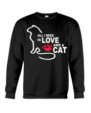 ALL YOU NEED IS LOVE Crewneck Sweatshirt tile