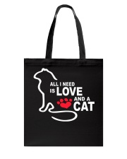 ALL YOU NEED IS LOVE Tote Bag tile