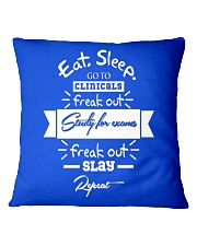 NURSING SCHOOL GRADUATION RN LPN NURSE G 1 Square Pillowcase front