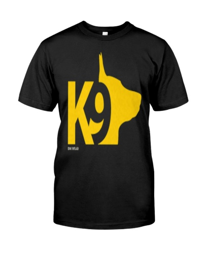 DM WEAR K9 shepherd dog handler