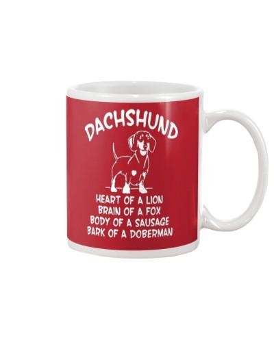 Dachshund Doxie Wiener Dog