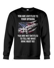 PATRIOTIC - You are entitled M 0043  thumb