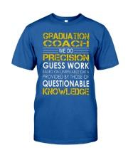 Graduation Coach 2 Classic T-Shirt thumbnail
