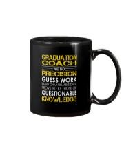 Graduation Coach 2 Mug thumbnail