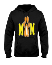 MOTHERS DAY CAT MOM SHIRT WOMEN MEN KID Hooded Sweatshirt thumbnail