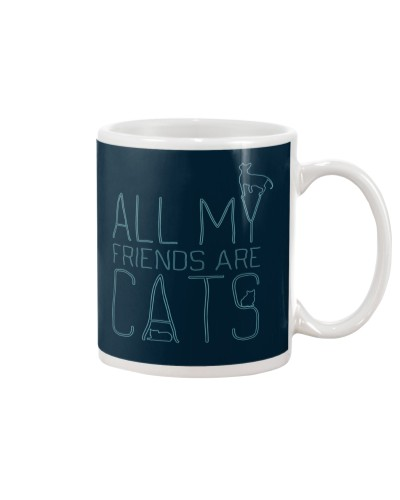 All My Friends Are Cats