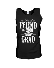 Proud Friend Of A 2018 Grad Graduation D Unisex Tank thumbnail