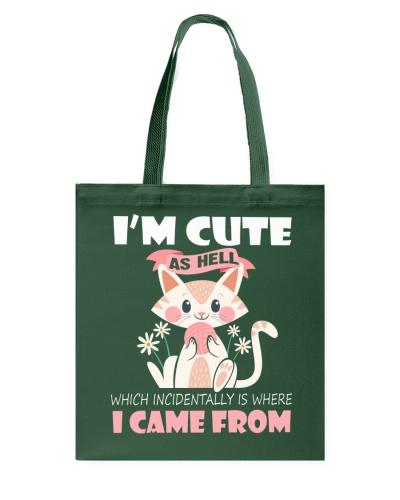 I am Cute Cat