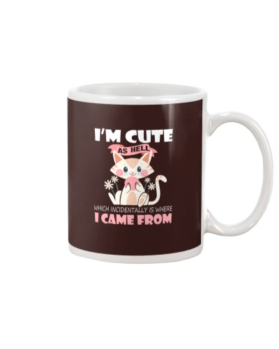 I am Cute Cat