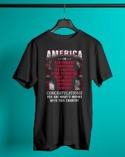 PATRIOTIC - whats wrong 0012 Classic T-Shirt thumbnail