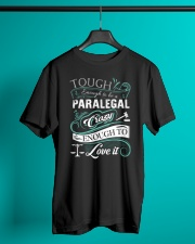 Paralegal- Limited Edition 3 Classic T-Shirt lifestyle-mens-crewneck-front-3