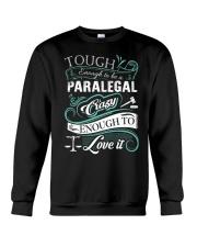 Paralegal- Limited Edition 3 Crewneck Sweatshirt thumbnail