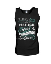 Paralegal- Limited Edition 3 Unisex Tank thumbnail