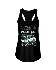 Paralegal- Limited Edition 3 Ladies Flowy Tank thumbnail