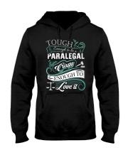 Paralegal- Limited Edition 3 Hooded Sweatshirt thumbnail