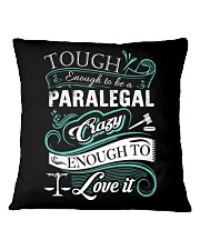 Paralegal- Limited Edition 3 Square Pillowcase thumbnail