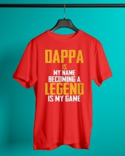 DAPPA Is Legend - Fathers Day Shirt Classic T-Shirt thumbnail
