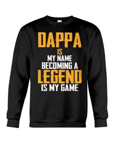 DAPPA Is Legend - Fathers Day Shirt
