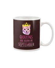 September Queens Cat Are Born In T Shirt Hoodie Mug thumbnail