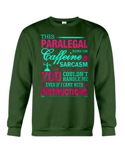 PARALEGAL- You Couldnt Handle Me
