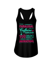 PARALEGAL- You Couldnt Handle Me Ladies Flowy Tank thumbnail