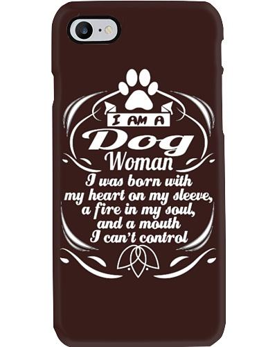 DOG WOMAN 1