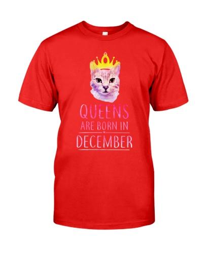 December Queens Cat Are Born In