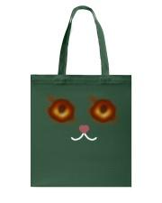 Cat Shirt Black Hole  Tote Bag thumbnail