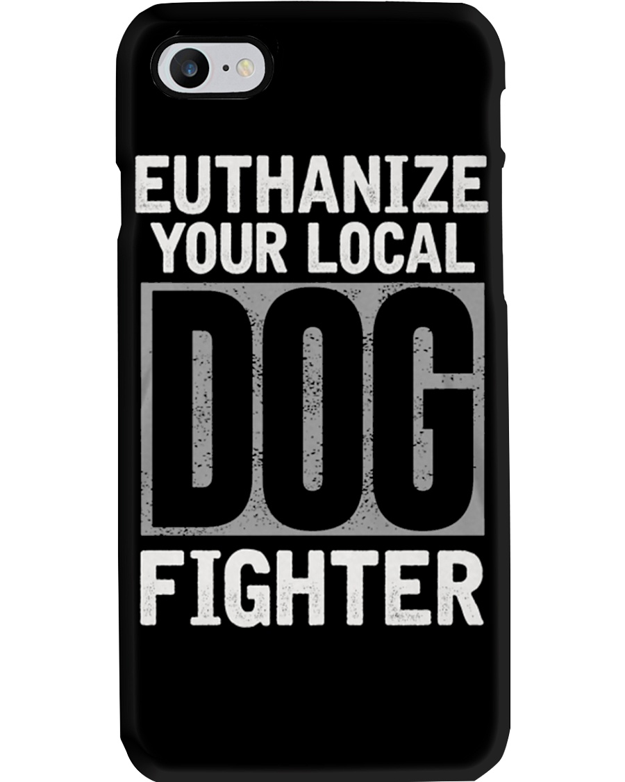 End Dog Fighting Ts and More Phone Case