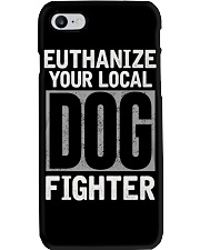 End Dog Fighting Ts and More Phone Case thumbnail