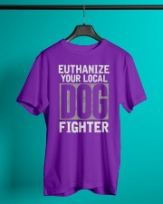 End Dog Fighting Ts and More Classic T-Shirt lifestyle-mens-crewneck-front-3